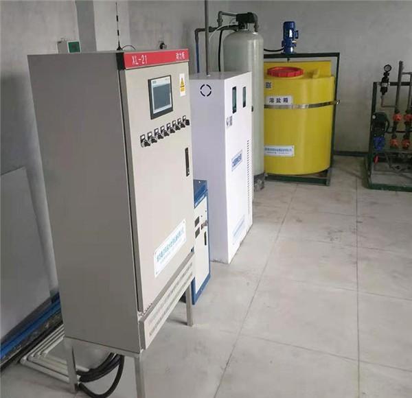重庆水厂采用我司电解次氯酸钠发生器进行自来水消毒